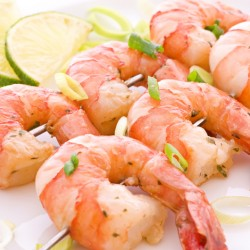 Raw Peeled Prawns - 1kg ****