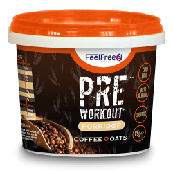 Pre Workout Porridge by Feel Free Nutrition - 85g