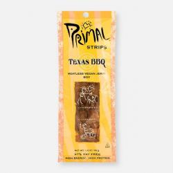 Primal Strips - Texas BBQ Vegan Jerky - 28g