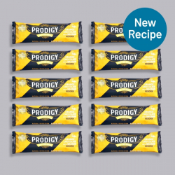 Prodigy Chunky Chocolate Orange Bar 10 x 35g