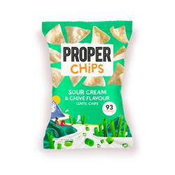 PROPERCHIPS - Sour Cream & Chive