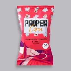 PROPERCORN - Sun-Dried Tomato & Chilli