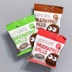 Protein Breakfast Balls ****