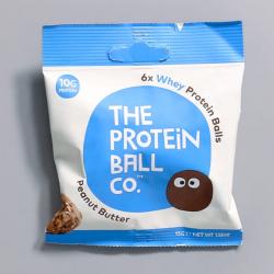 Peanut Butter Protein Balls ****