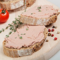 High Protein Pate with Pepper - 120g