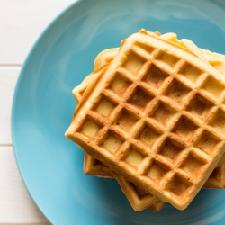 Musclefood Protein Waffle – Maple Flavour