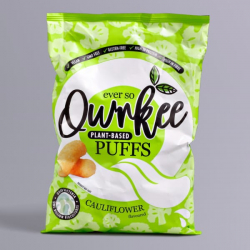 Cauliflower Vegan Puffs - Qwrkee