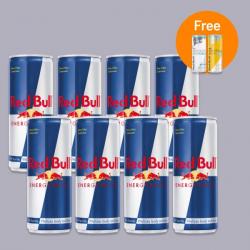 Red Bull Original - 8 x 250ml