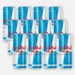Red Bull Sugar Free Energy 250ml - 12 Pack