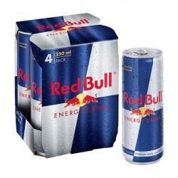 Red Bull Energy 250ml - 4 Pack