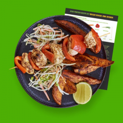 Levi Roots Jerk Chicken Recipe Kit