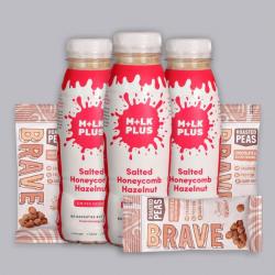 Salted Caramel - Mylk Plus + Brave Bundle