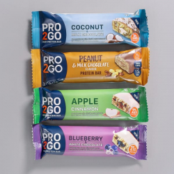 Sci Mx High Protein Liquid Centre Bars - 21g Protein