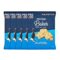 Sci MX Pro2Go Bakes - Salt & Balsamic Vinegar - 5 x 30g