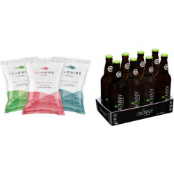 Be Healthy Beer Garden Snack Bundle