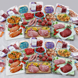 Seeing Double Lean Meat Hamper - £49 + Double Up For Just £1