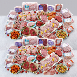 Seeing Double Hamper £69 + Double up hamper for just £1