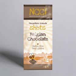 Shropshire Granola Shot - Belgian Chocolate