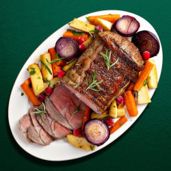 Beef Sirloin Roasting Joint - 1.5kg