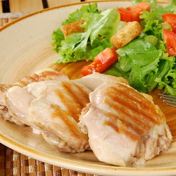 Boneless Chicken Thighs - 1kg ****