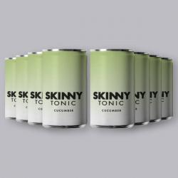Skinny Tonic Cucumber Tonic Water 8 x 150ml