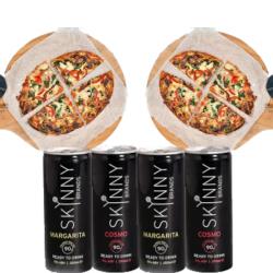 Skinny Brands Cocktail & Pizza Night!
