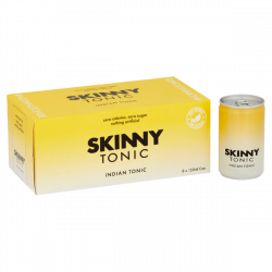 Skinny Tonic Indian Tonic Water Case Of 8