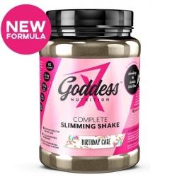 Goddess Nutrition Complete Slimming Shake - Birthday Cake