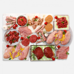 Slimming Meals for One Person - 20 Servings