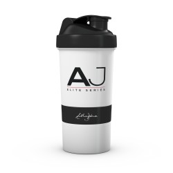 EQ Nutrition Anthony Joshua Smart Shaker 600ml
