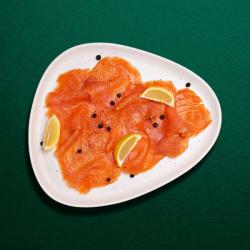 Smoked Salmon Slices - 120g