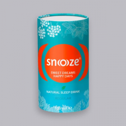 Snoooze Regular Herbal Night Time Drink - 135ml