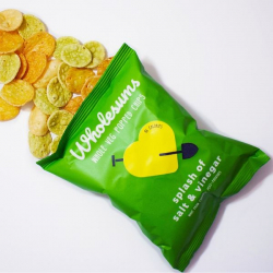 Wholesums Splash of Salt & Vinegar - 22g