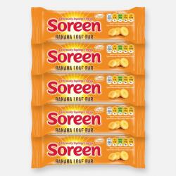5 x Soreen Banana Loaf Bar 42g