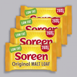 Soreen Malt Loaf 4 x 260g