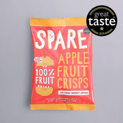 Spare Snacks Air-dried Apple Crisps