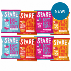Spare Snacks 8 x Taster Bundle