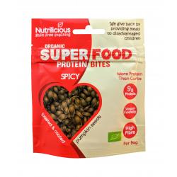 Nutrilicious Organic Spicy Protein Bites