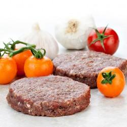 Lean Springbok Steak Burgers - 113g - DNU