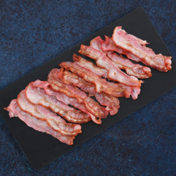 Unsmoked Streaky Bacon - 350g