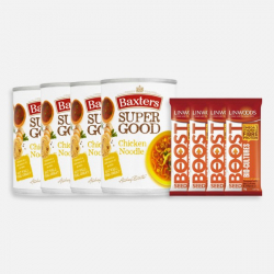Baxters Super Good Chicken Noodle Soup 4 x 400g