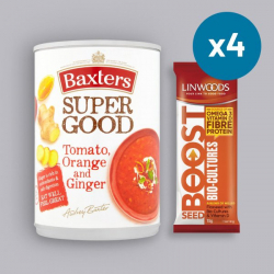 Super Food Tomato, Orange and Ginger Soup Bundle