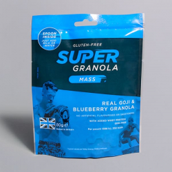 Super Granola Mass Goji & Blueberry 80g