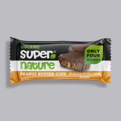 Supernature Peanut Butter Cups 40g