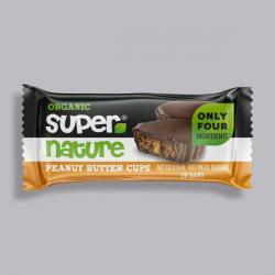 Supernature Peanut Butter Cups 40g