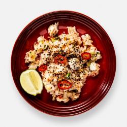 Sweet Chilli Chicken & Rice Pot - 366 kcal