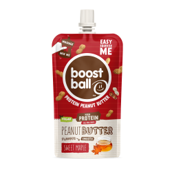 Boostball Sweet Maple Nut Butter