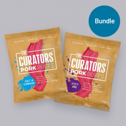The Curators Pork Puffs Bundle
