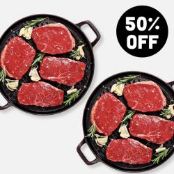 8 x The Heritage Range™ Rump Steaks 170g