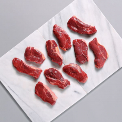 The Heritage Range™ Sirloin Steaks - 10 x 170g